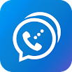 Free phone calls, free texting SMS on free number 4.15.3