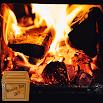 live fireplace wallpaper 00.01