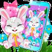 Cute bunny live wallpaper 16.0