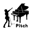 Piano Perfect Pitch Tap Fast - Learn absolute ear. 3.5.8