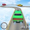 Impossible Car Stunt Mega Ramp: Car Games 4.4