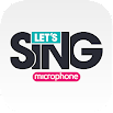 Let's Sing Mic 4.1 and up