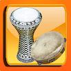 Darbuka  tambourine and big drum 5