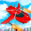 Flying Car Games 2021- Drive New Shooting Cars 1.6