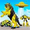 Flying Tiger Robot Attack: Flying Bike Robot Game 1.0.8