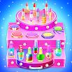 Makeup kit cakes : cosmetic box makeup cake games 1.0.14
