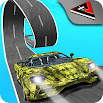 US Army Car Stunts: Grand City Drive Derby Racing 1.0