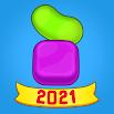Jelly Jam: 2 Block Match Puzzle Star Retreat 2020 4.91