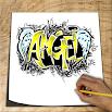 How to Draw Graffiti 3D 7.5