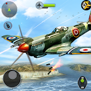 Jet War Fighting Shooting Strike: Air Combat Games 5.0 and up