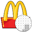 Logo Brand Color By Number - Pixel Art 5.0