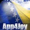 Bosnia Flag Live Wallpaper 4.2.5