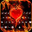 Flamingheart Keyboard Theme 3.0