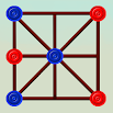 Three Men's Morris | Three Bead Game 4.4.1.5