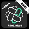 Filelinked codes latest 2021 4.8.8.0