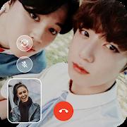 Fake Video Call : B.T.S Call You 1.2.9