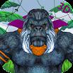 Monster  Gorilla Robot Rampage:Wild Monkey Attack 1.6