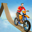Impossible Bike Track Stunt Games 2021: Free Games 2.0.1