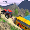 Tractor Pull Simulator Drive: Tractor Game 2020 1.14
