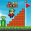 Super arcade. Pixel games adventure. Retro games 39.0
