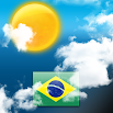 Weather for Brazil and World