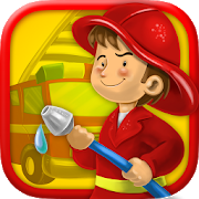 Kidlo Fire Fighter - Free 3D Rescue Game For Kids 1.8