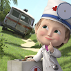Masha and the Bear: Free Animal Games for Kids 3.9.7