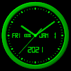 Analog Clock-7 Mobile 4.22