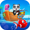 Happy Fisher Panda: Ultimate Fishing Mania Games 2.6
