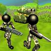 Stickman Tank Battle Simulator 1.10