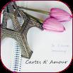 SMS d'amour romantique et Lettres d'amour 1.14