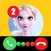 Call Elssa Chat + video call (Simulation) 9.0