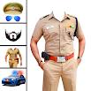 Men Police Suit Photo Editor 1.0.22