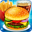 Fast Food  Cooking and Restaurant Game 1.1
