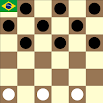 Brazilian checkers / draughts 1.35