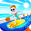 Fast Water 3D - Slide Music Game 6