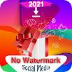Video Downloader For Social Media - no watermark 1.37