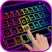Led Neon Color Keyboard Theme 1.0