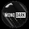 Mono Dark EMUI 9/10/11 Theme 5
