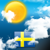 Weather for Sweden 3.7.8.16