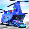 US Police Limo Transport, Aeroplane transport Game 1.0.6