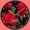 Photo Analog Clock Live Wallpaper-7 4.3