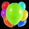Blow up a balloon! 1.24