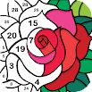 Paint By Number Coloring Book & Color by Number 15.0
