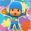 Pocoyo Colors: Free drawings, to color! 2