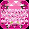 Pink Roses Keyboard Theme 1.0