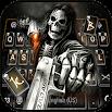 Badace Skull Guns Keyboard - cool gun theme 1.0