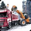 Loader & Dump Truck Winter SIM 2.0