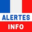 Alertes info: Actualité locale et alerte d'urgence 10.7.15