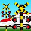 Railroad Crossing Train Simulation 00.00.92